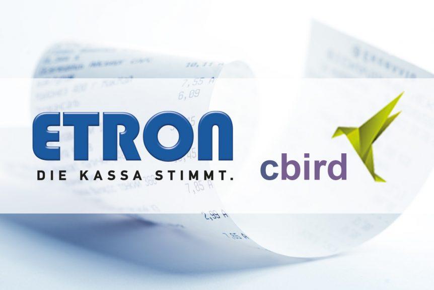 RKSV mit ETRON und cbird