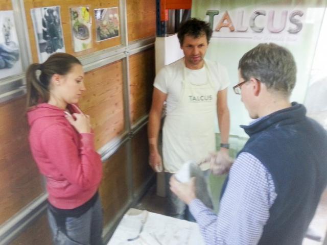 TALCUS-Workshop Computerhaus im November 2016